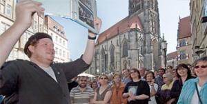 StattReisen Führung in Münsters guter stube