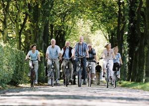 Radtour im Münsterland