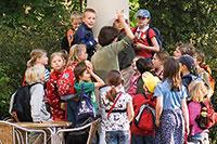 Menübild Münster für Kinder und Jugendliche